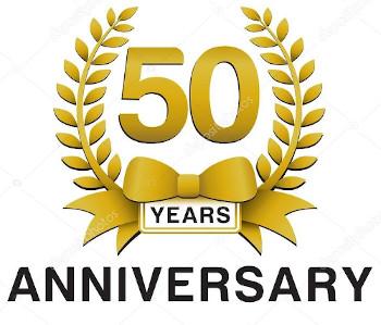 50th aniversary